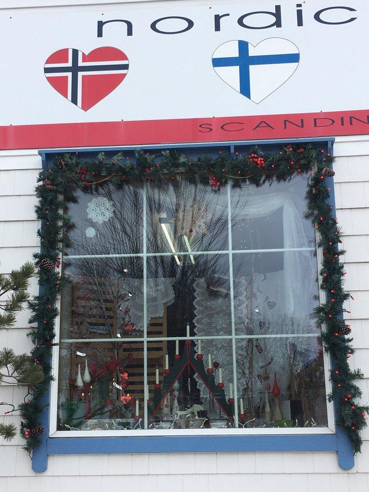 Nordic Accents Scandinavian Imports: 81 Lake St, Elkhart Lake, WI