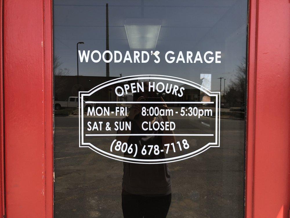 Woodard's Garage: 2309 8th Ave, Canyon, TX