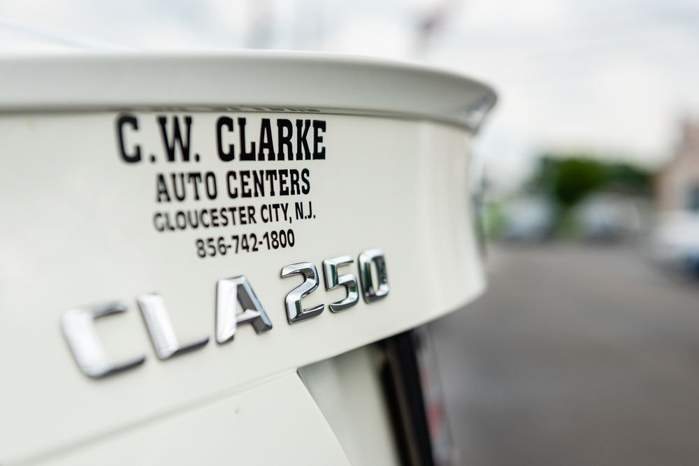 C W Clarke: 1430 Crescent Blvd, Gloucester City, NJ