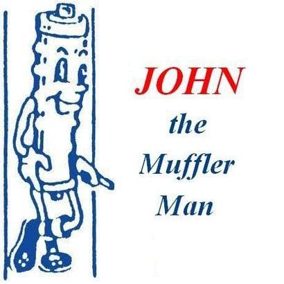 John The Muffler Man