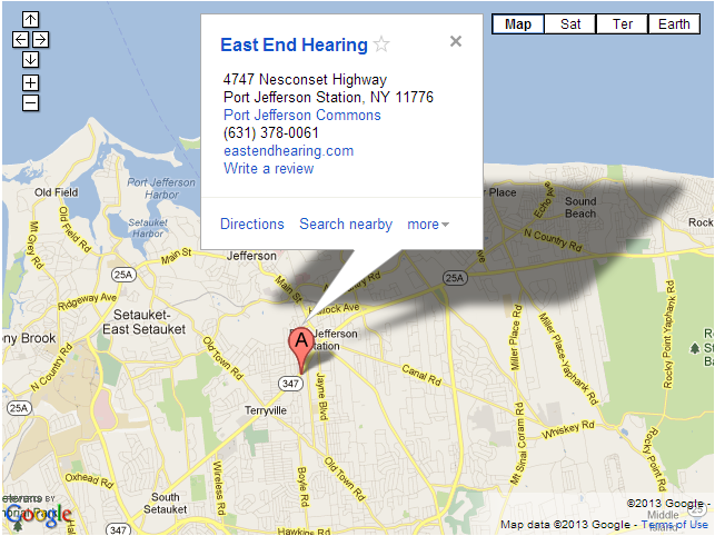 East End Hearing: 4747 Nesconset Hwy, Port Jefferson Station, NY