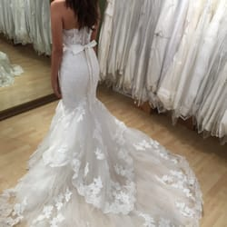 Los Angeles Fashion District Wedding Dresses