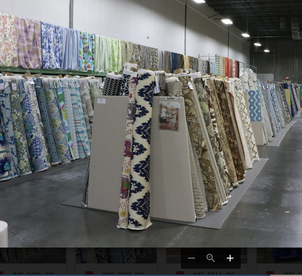 The interior alternative fabric outlet fabric stores for Fabric store charlotte nc
