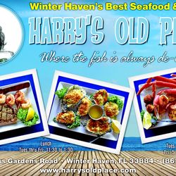 Seafood Restaurants Winter Haven Fl Best