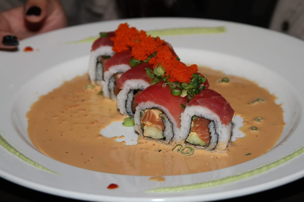 Samurai Blue Sushi & Sake Bar: 1600 E 8th Ave, Tampa, FL