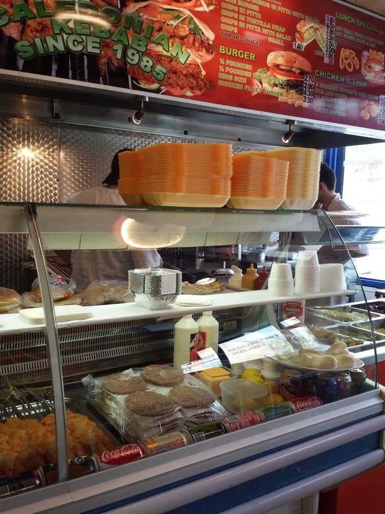 Caledonian kebab and burgers takeaway fast food 355 for Azeri cuisine caledonian road