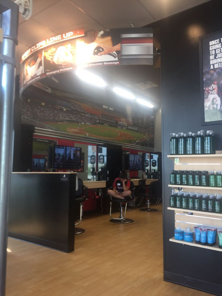 Sport Clips Haircuts Of Greenville Mens Hair Salons 3110