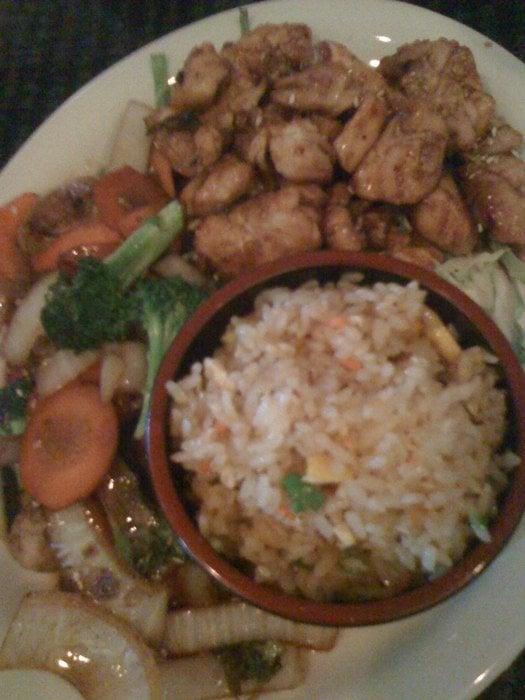 Teriaki chicken yelp - Shogun japanese cuisine ...