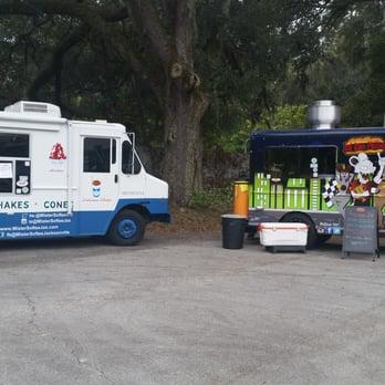 Jax Food Truck Food Court Jacksonville Fl