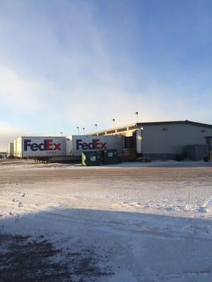 FedEx Freight - Shipping Centers - 3950 Cartridge Loop, Bismarck ...