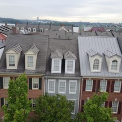 Photo Of Britts Roofing   Alexandria, VA, United States. Old Town Alexandria  Roofs