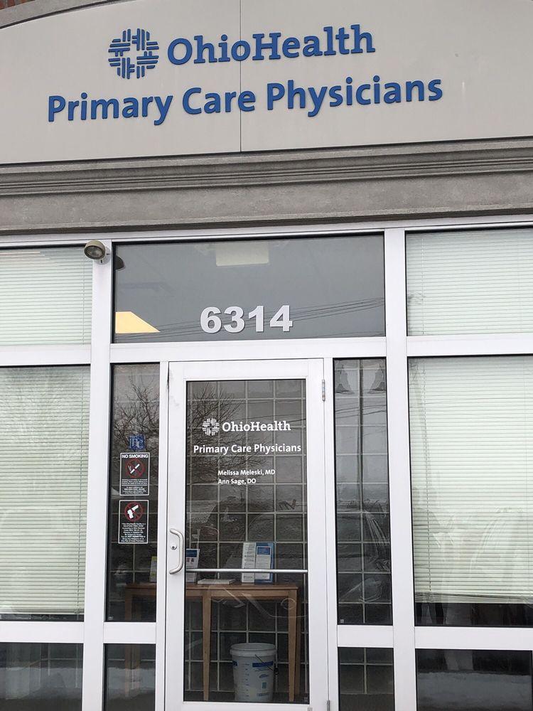 OhioHealth Primary Care Physicians: 6314 Scioto Darby Rd, Hilliard, OH