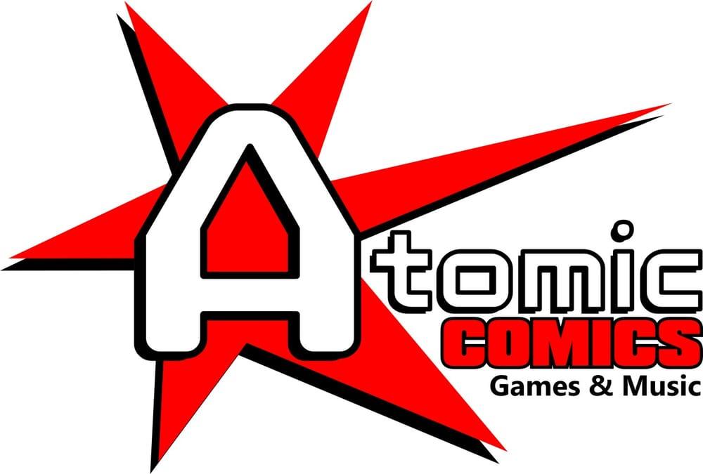 Atomic Comics, Games & Music: 2418 W 7th St, Muncie, IN