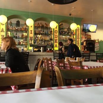 Max Cafe Brighton Beach