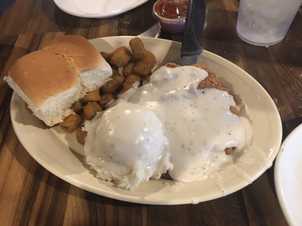 Trails Inn Restaurant: 3007 E Highway 82, Gainesville, TX