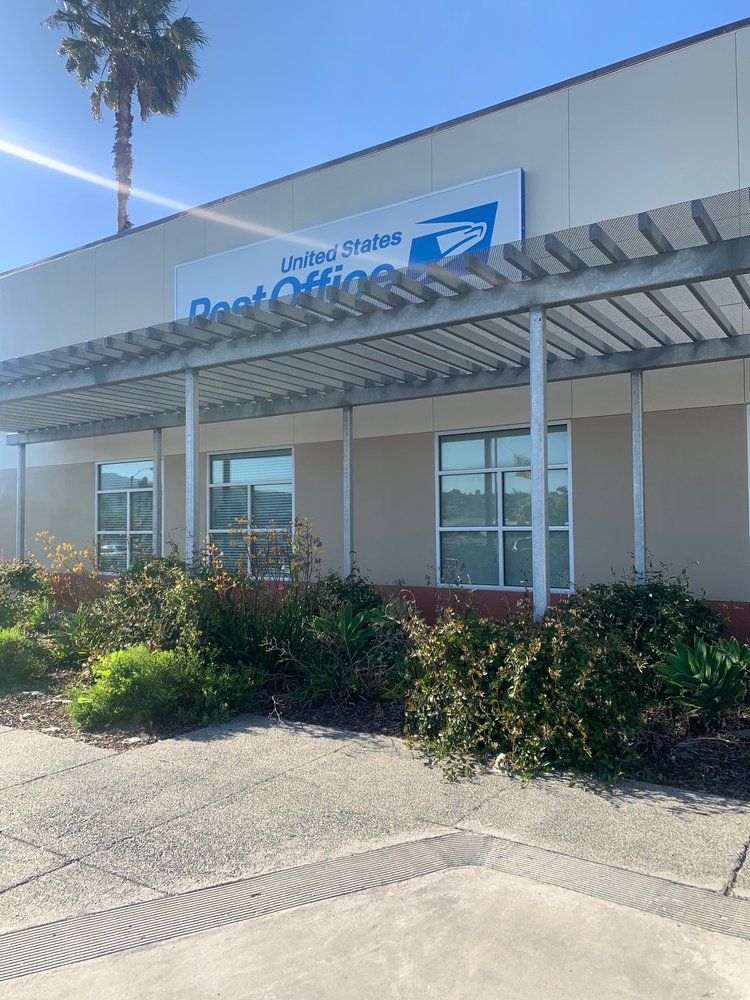 US Post Office: 9518 Mission Gorge Rd, Santee, CA