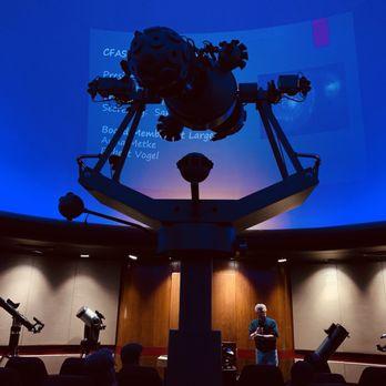 Emil Buehler Perpetual Trust Planetarium At Seminole State