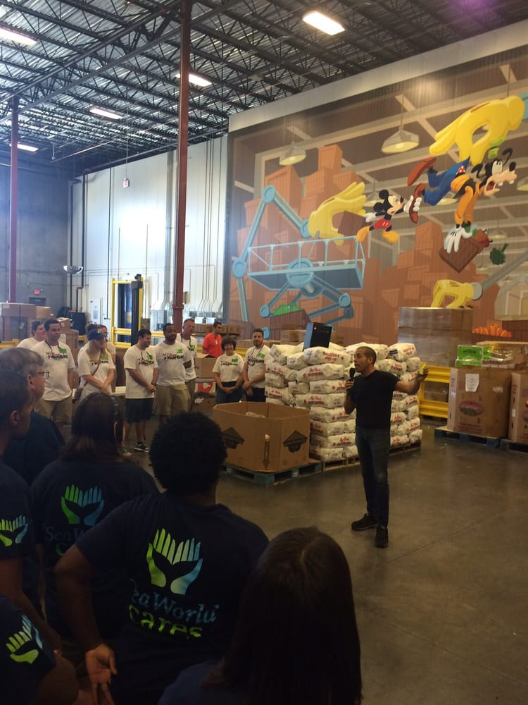 Local Food Banks In Orlando