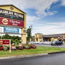 Photo Of Clarion Inn Seekonk Providence Ma United States