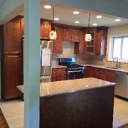 Kitchen BEFORE Photo Of Royal Kitchens U0026 Baths   Brentwood, NY, United  States. Kitchen After ...