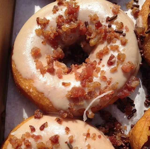 Duck Donuts Maple Bacon Yelp