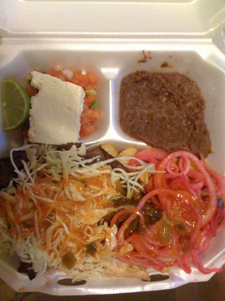 Antojitos hondure os latin american 6719 n lamar for American cuisine austin