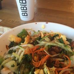 Bibibop asian grill 14 photos 65 reviews asian for Asian cuisine columbus ohio