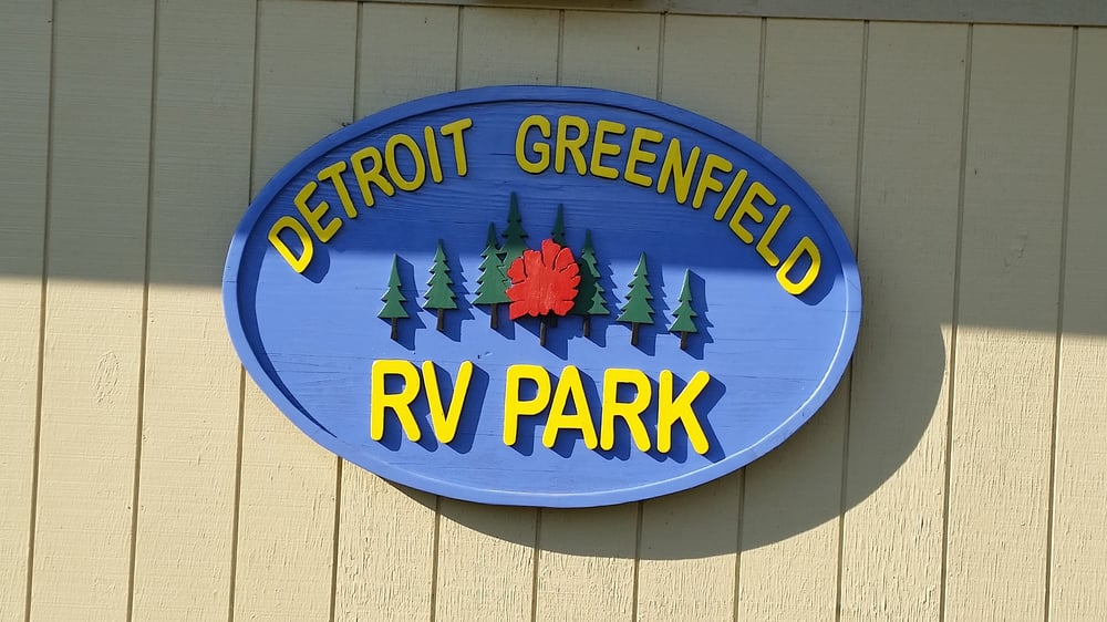 Photos For Detroit Greenfield Rv Park Yelp