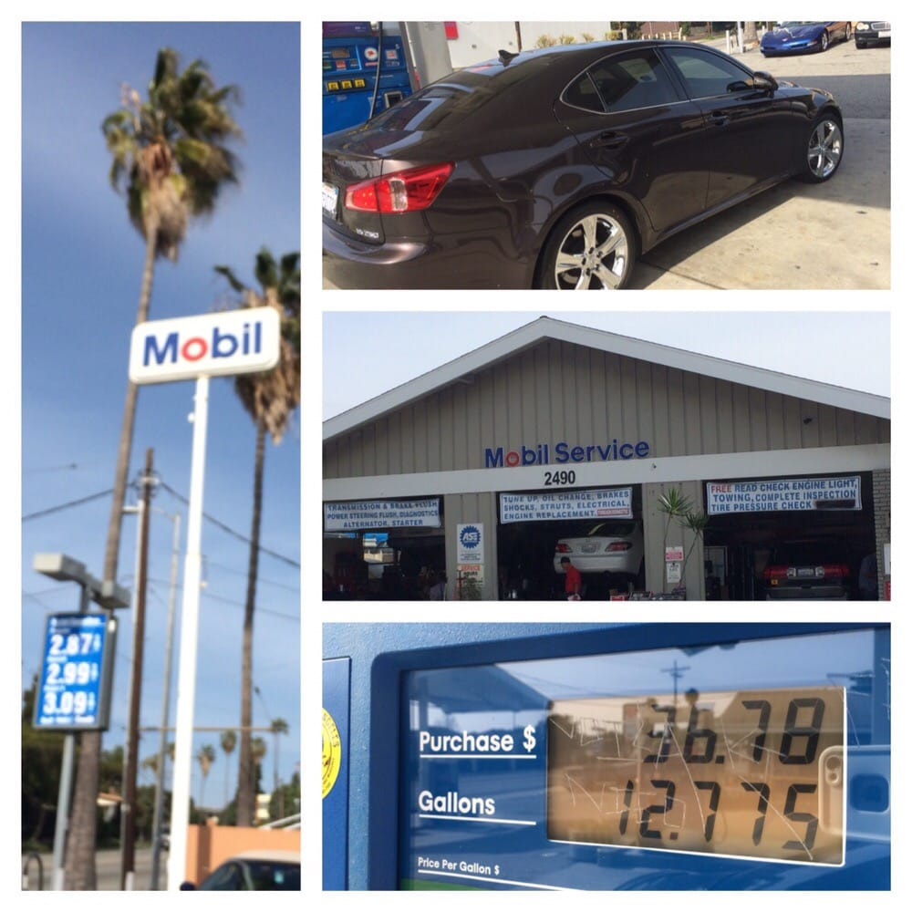 South Shore Mobil 12 Photos 27 Reviews Gas Stations 2490 S Wiring Works San Pedro Western Ave Ca Phone Number Yelp