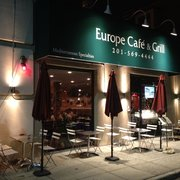 Europe Cafe And Grill Tenafly Nj