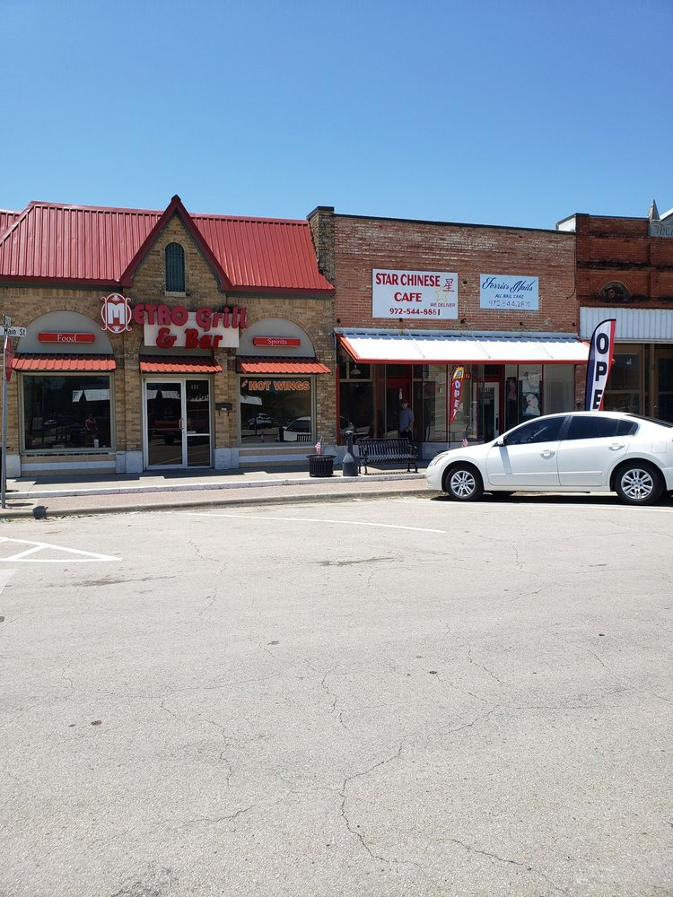 Star Chinese Cafe: 119 S Main St, Ferris, TX