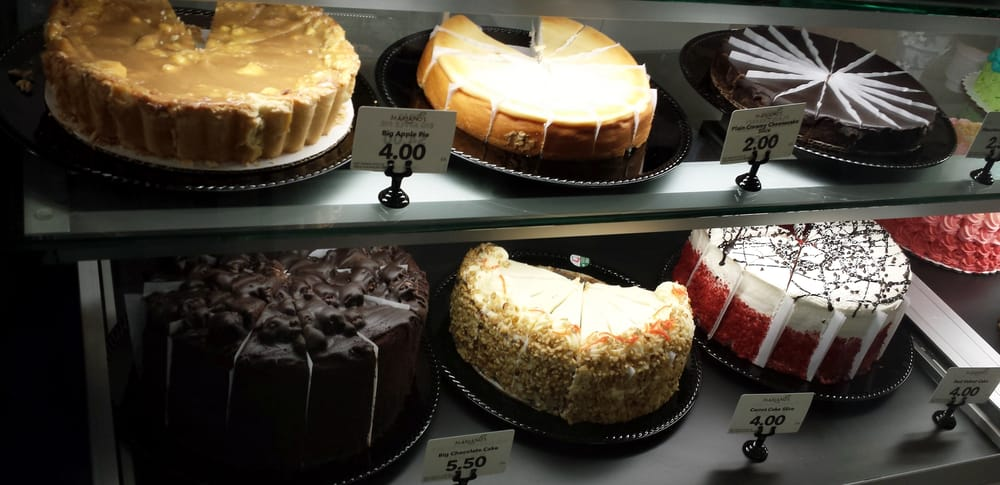 By the slice: Eli's Cheesecakes and cakes. - Yelp