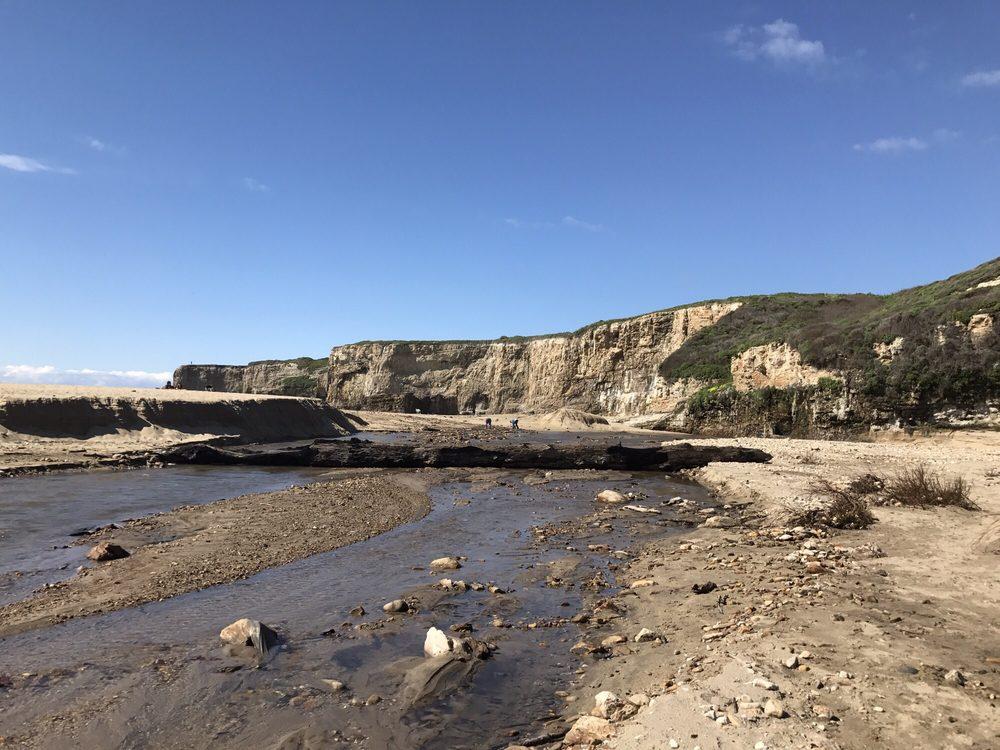 Bonny Doon Nude Beach, Santa Cruz County California