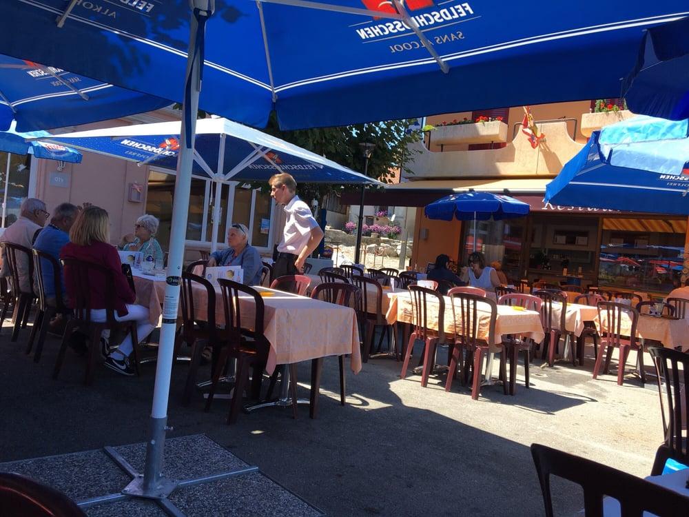 Restaurant bellevue cuisine suisse quai isaac de rivaz - Restaurant cuisine moleculaire suisse ...