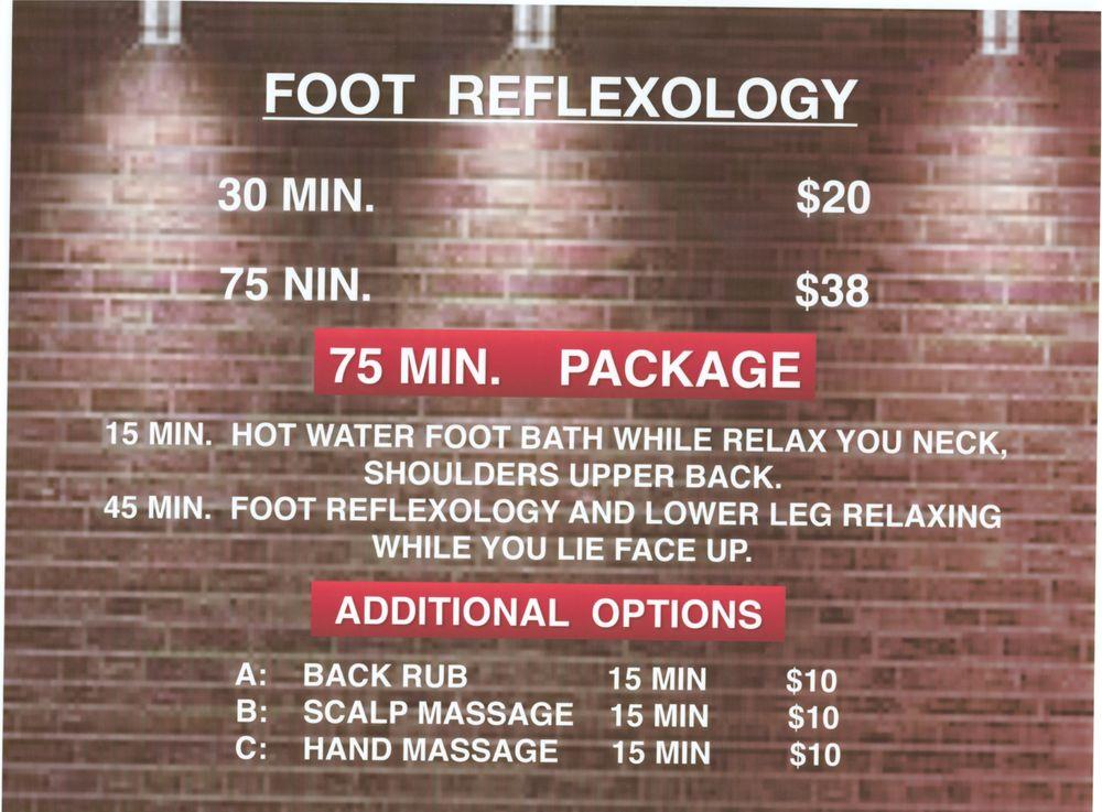 Foot Works Reflexology