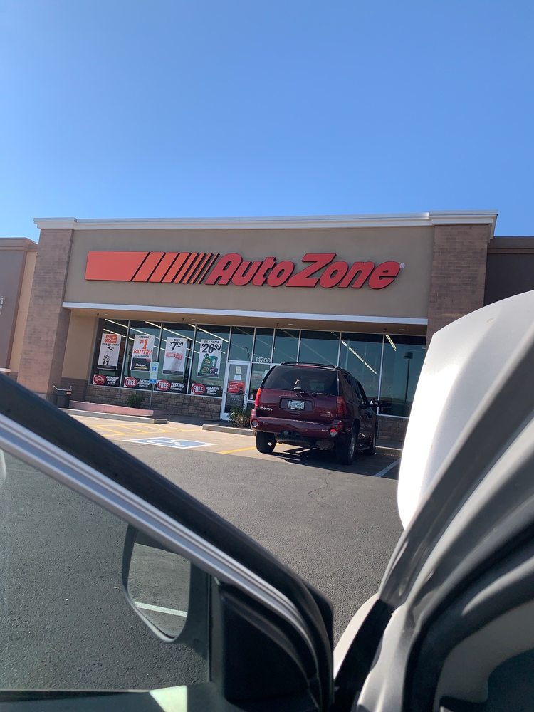 Autozone: 14760 N Northsight Blvd, Scottsdale, AZ