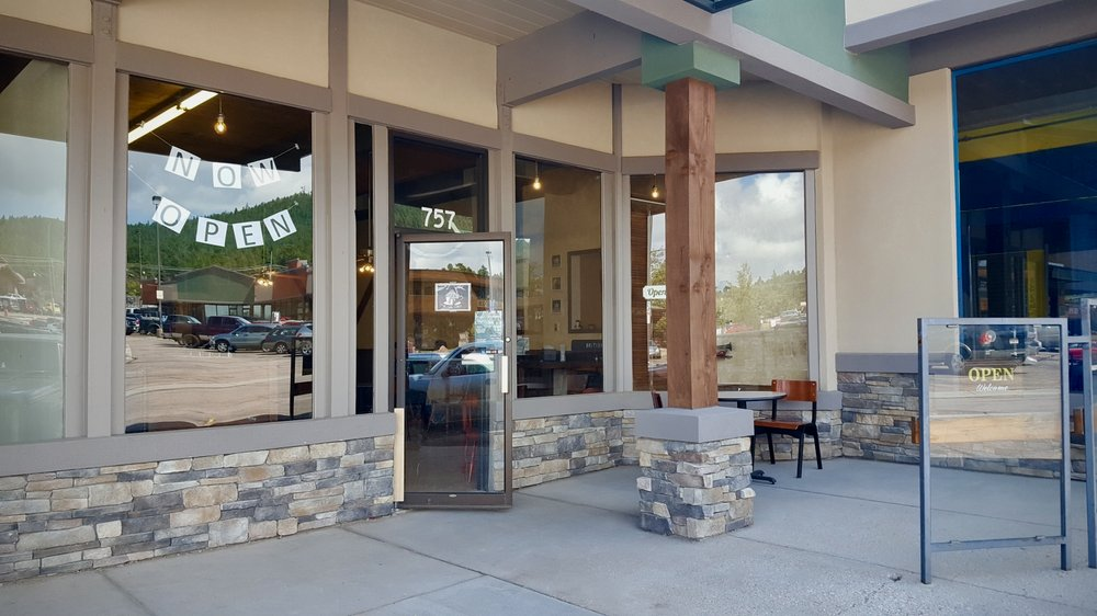 The Coffee Cottage: 757 Gold Hill Pl S, Woodland Park, CO