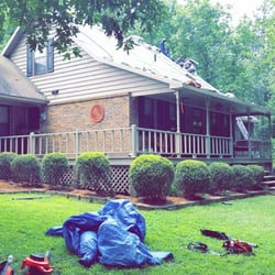 Photo Of American Roofing Company   Smyrna, GA, United States. Perfect  Roofing Weather