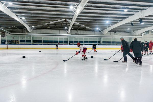Fraser Hockey Land Ice Arena 34400 Utica Rd Fraser Mi Sports