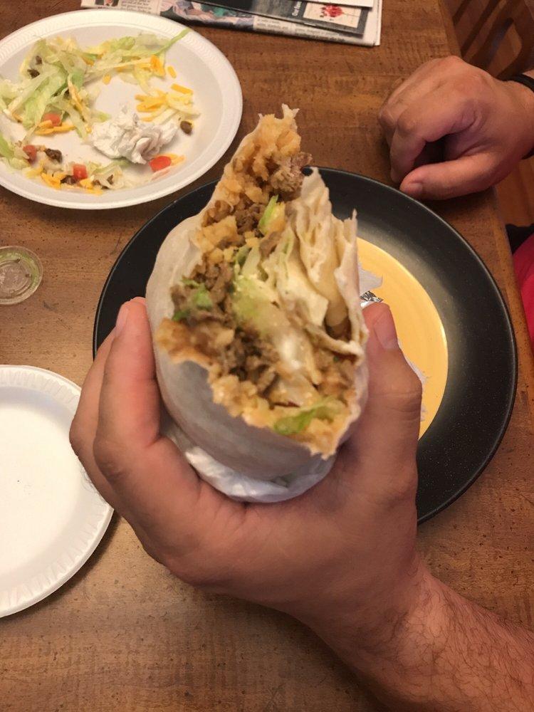 Food from Tacos Don Nacho