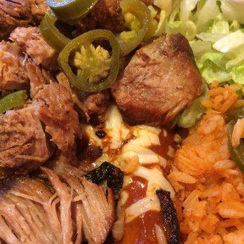 Dos Coronas Mexican Restaurant Menu