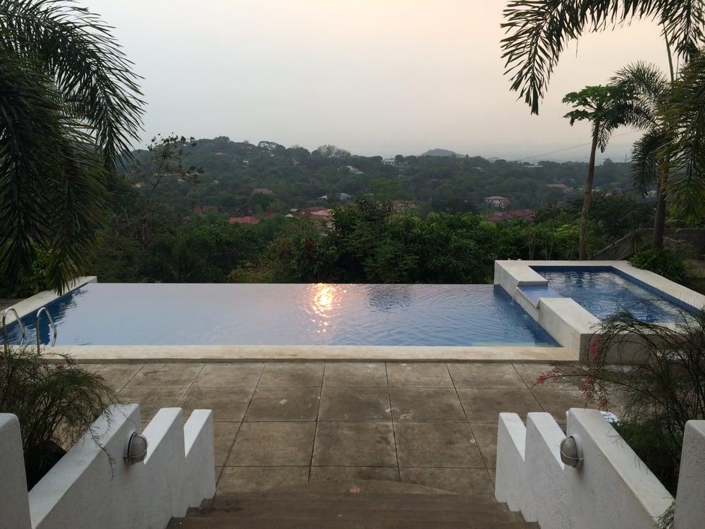 Infinity Pool Overlooking Metro Manila Yelp