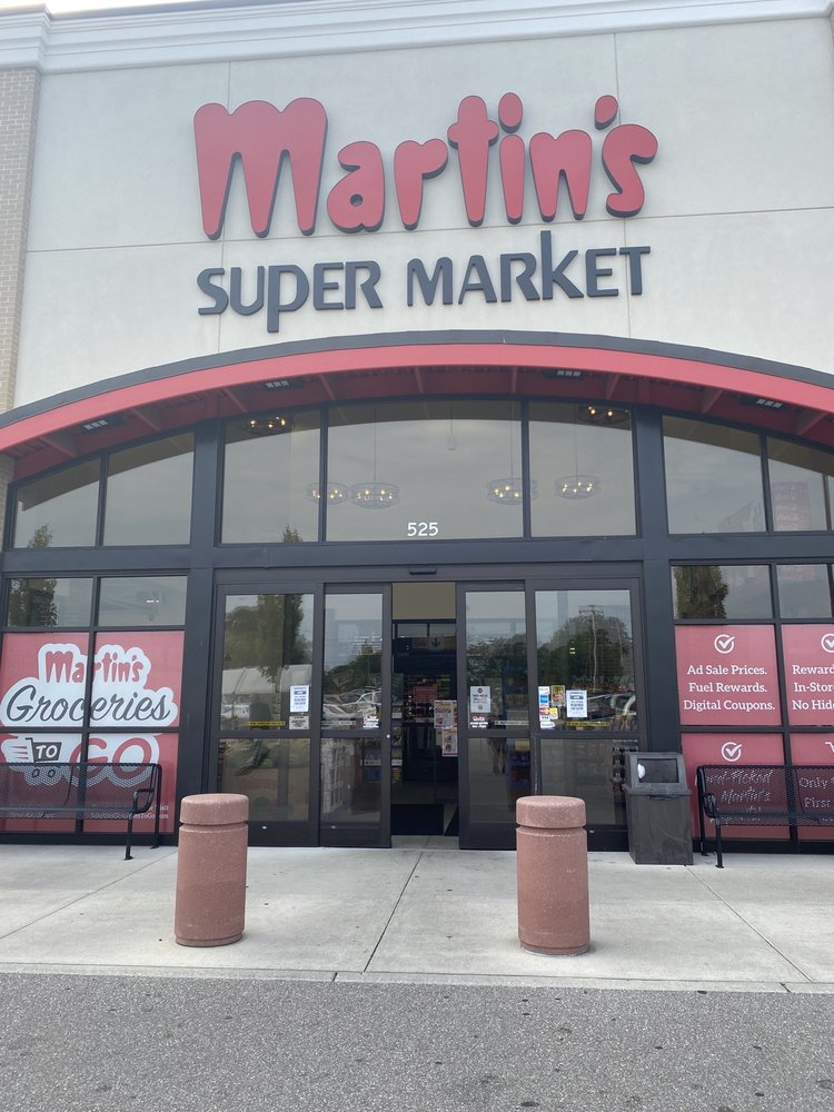 Martin's Super Market: 525 S Mayflower Rd, South Bend, IN