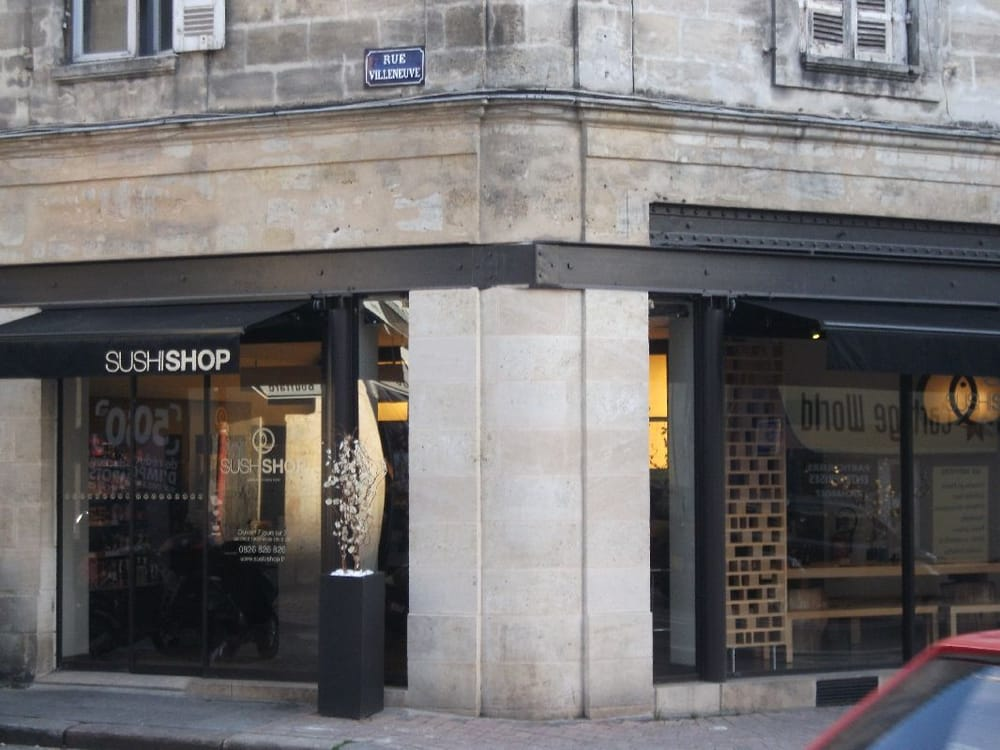 sushi shop 21 foto 39 s 81 reviews japans 24 rue du. Black Bedroom Furniture Sets. Home Design Ideas