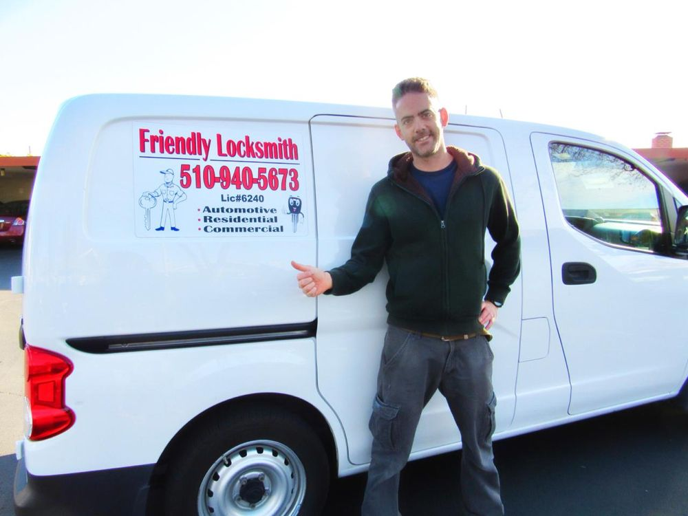 Friendly Locksmith: 1250 A Fairmont Dr, San Leandro, CA