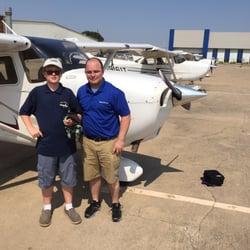 Monarch Air  Flight Instruction  4580 Claire Chennault St Addison TX  Ph