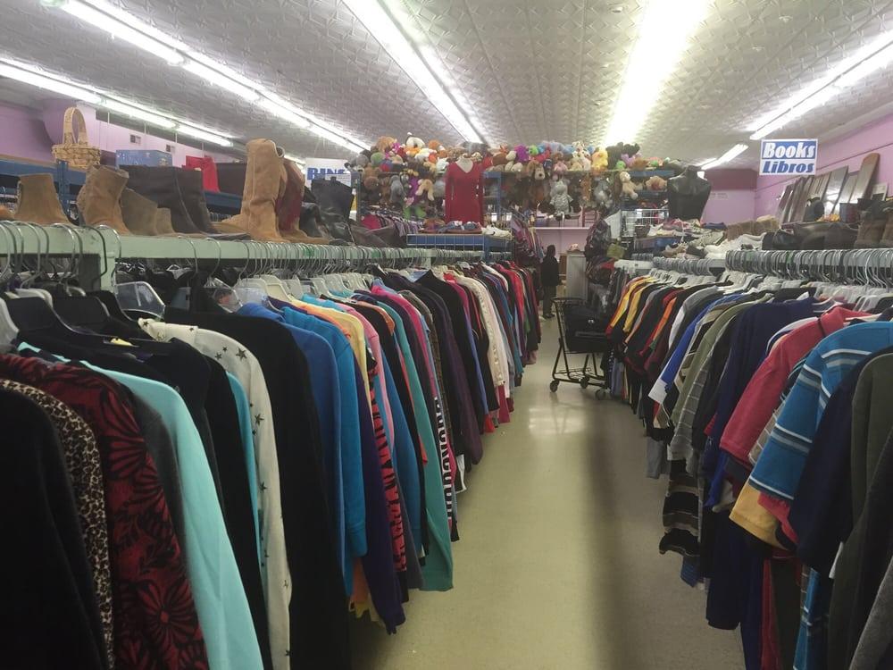 Coat Stores Near Me >> Georgia Avenue Thrift Store - 26 Photos & 64 Reviews - Thrift Stores - 6101 Georgia Ave NW ...