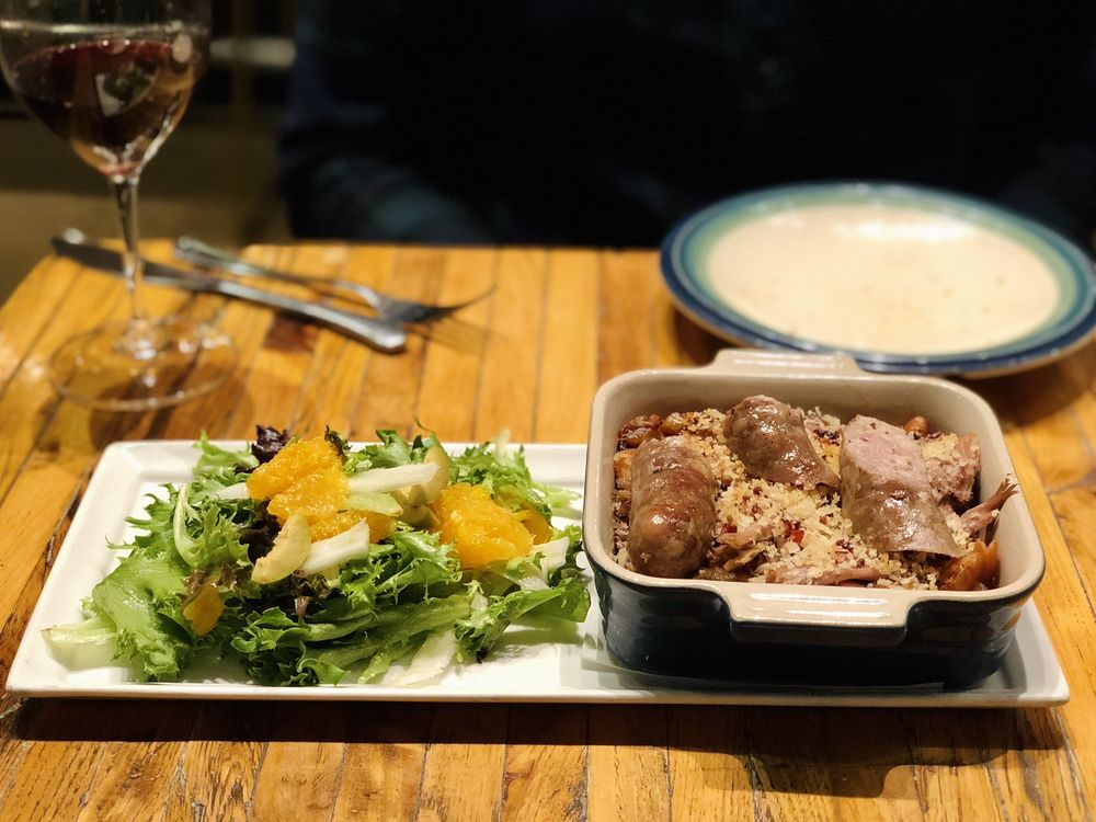 Food from Bavette