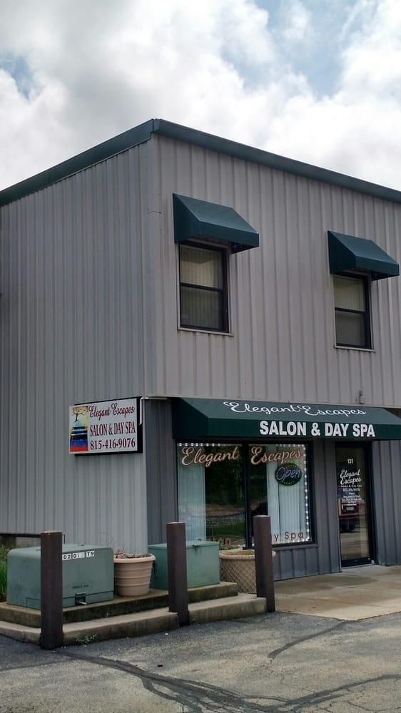 Elegant Escapes Salon Day Spa