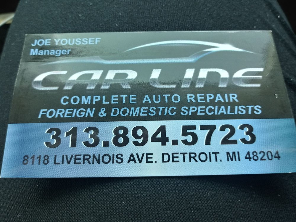 CarLine Complete Auto Repair & Collision